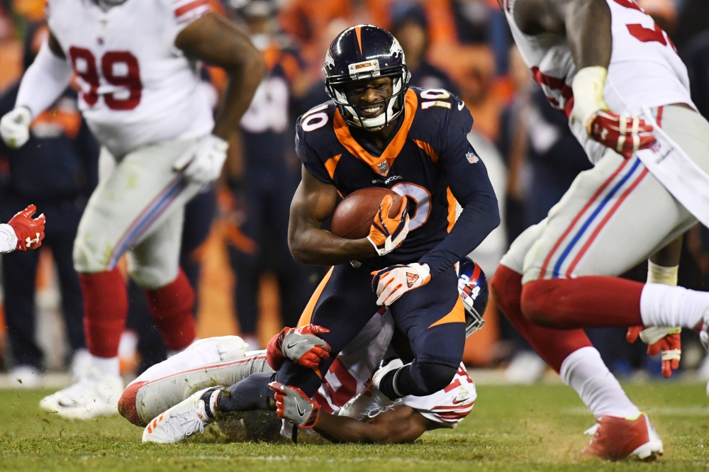 Denver Broncos vs. against the Oakland Raiders NFL Week 4